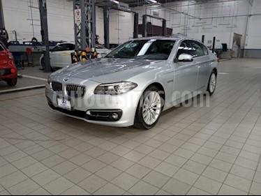 BMW Serie 5 528iA Luxury Line usado (2016) color Plata precio $419,000