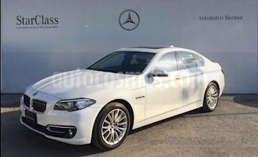 BMW Serie 5 528iA Luxury Line usado (2015) color Blanco precio $379,900
