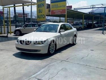 BMW Serie 5 525iA Top usado (2010) color Blanco precio $235,000