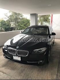 BMW Serie 5 528iA Lujo usado (2011) color Gris Sophisto precio $199,000