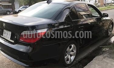 BMW Serie 5 530iA Top usado (2004) color Negro precio $85,000