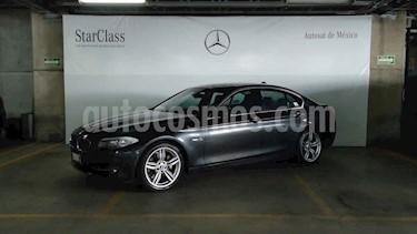 BMW Serie 5 4p 535iA Top Line aut usado (2011) color Gris precio $239,000