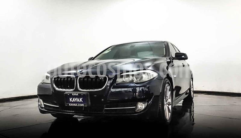BMW Serie 5 535iA Top usado (2011) color Azul precio $262,999