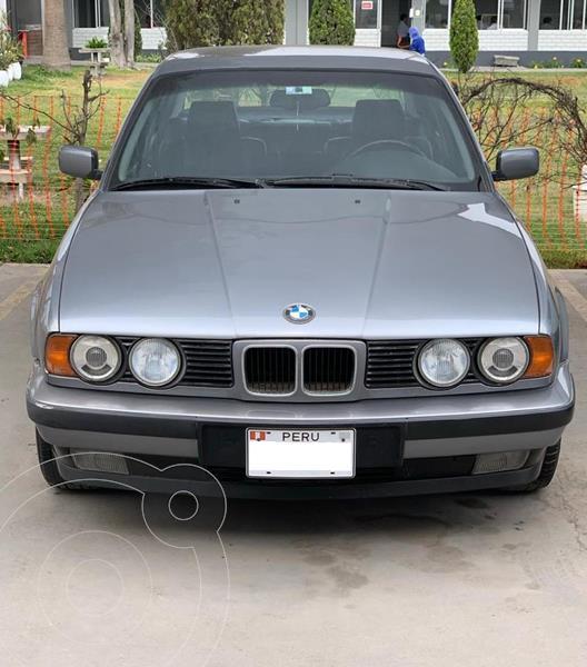 BMW Serie 5 530i  usado (1993) color Plata precio u$s5,000