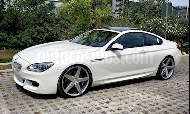 Foto BMW Serie 6 650iA Coupe M Sport  usado (2013) color Blanco Alpine precio $690,000