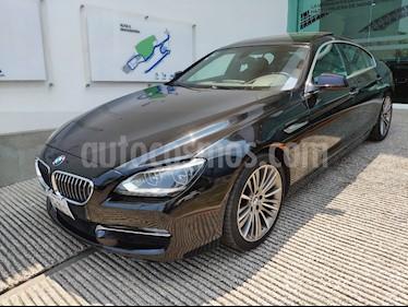 Foto venta Auto usado BMW Serie 6 650iA Grand Coupe (2016) color Negro Zafiro precio $690,001