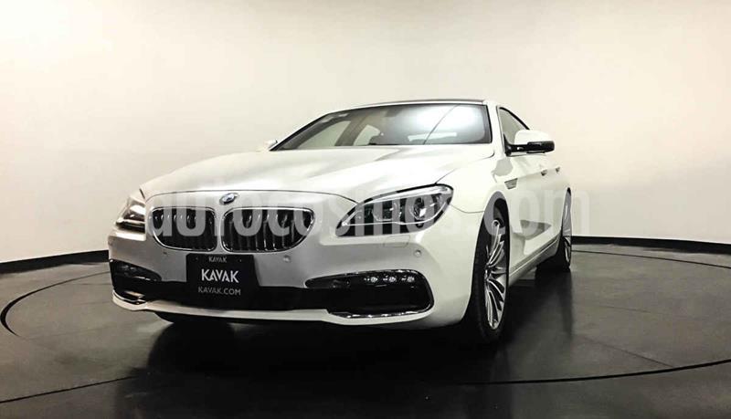 BMW Serie 6 650iA Grand Coupe  usado (2016) color Blanco precio $899,999