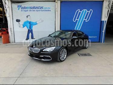 BMW Serie 6 640iA Grand Coupe usado (2017) color Negro precio $740,000