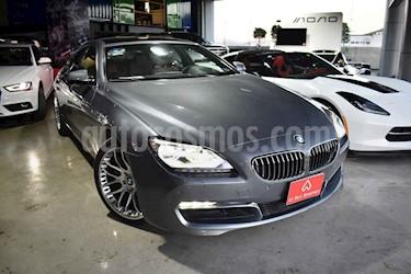 BMW Serie 6 650iA Grand Coupe  usado (2013) color Gris precio $759,900