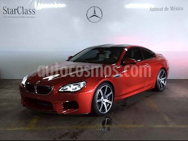 BMW Serie 6 2p M6 Coupe Competition V8/4.4/T Aut usado (2018) color Naranja precio $1,449,000