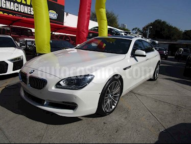 BMW Serie 6 650CiA Coupe usado (2014) color Blanco precio $555,000