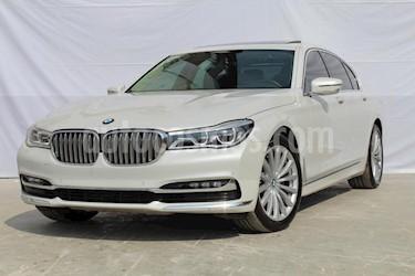 Foto venta Auto usado BMW Serie 7 740iA Excellence (2018) color Blanco precio $1,170,000