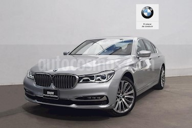 Foto venta Auto usado BMW Serie 7 750iA Excellence (2017) color Plata precio $1,150,000