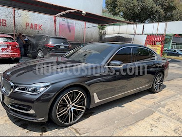 BMW Serie 7 750LiA Excellence usado (2018) color Gris Space precio $1,690,000
