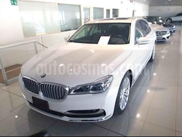 BMW Serie 7 750LiA Excellence usado (2016) color Blanco precio $850,900
