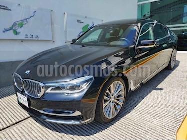 Foto BMW Serie 7 750LiA Excellence usado (2017) color Negro precio $1,195,000