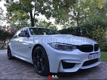 Foto BMW Serie M 3 Sedan usado (2016) color Blanco precio u$s108.000