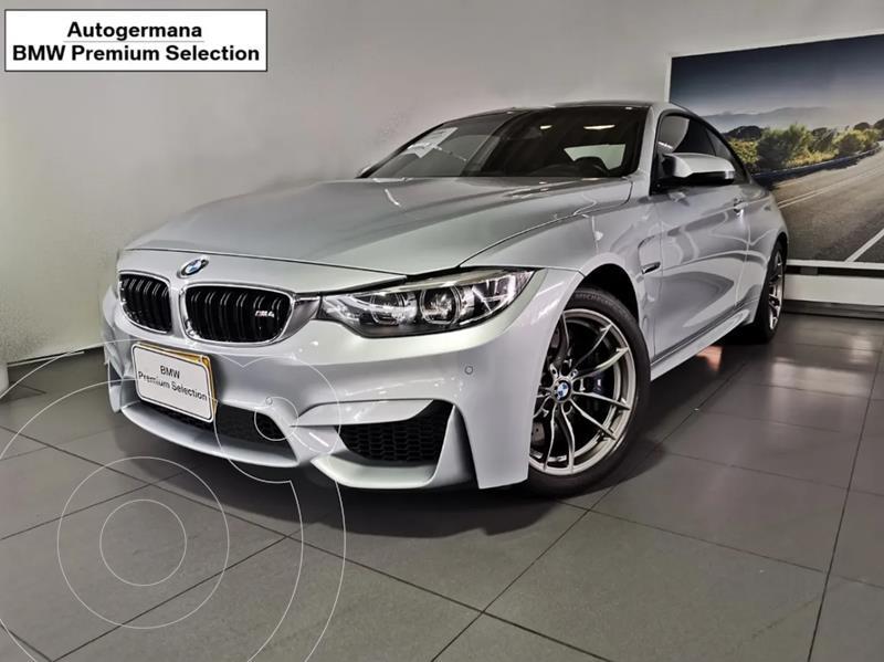 Foto BMW M4 Coupe 3.0L usado (2018) color Plata precio $239.900.000