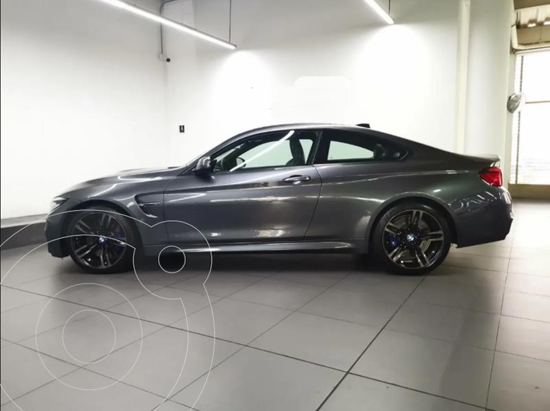 Foto BMW M4 Coupe 3.0L usado (2020) color Gris precio $309.000.000