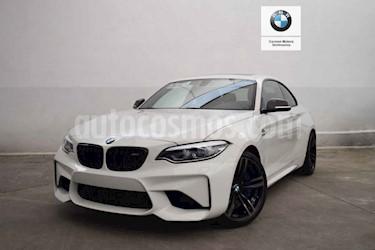 BMW Serie M M2 Coupe Aut usado (2018) color Blanco precio $860,000