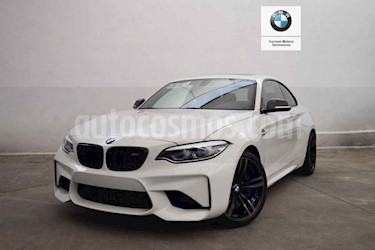 Foto BMW Serie M M2 Coupe Aut usado (2018) color Blanco precio $860,000