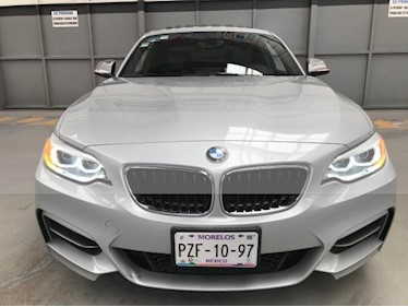 Foto venta Auto usado BMW Serie M M2 Coupe Aut (2017) color Plata precio $535,000