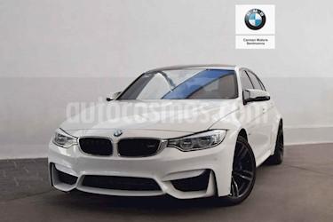 foto BMW Serie M M3 Sedán Aut usado (2017) color Blanco precio $940,000