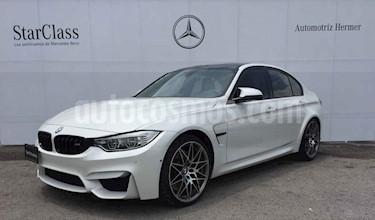BMW Serie M M3 Sedan usado (2017) color Blanco precio $1,049,900