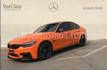 Foto venta Auto usado BMW Serie M M3 Sedan (2018) color Naranja precio $1,249,900