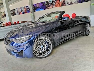 Foto venta Auto usado BMW Serie M M4 Convertible Aut (2019) color Azul precio $1,500,000