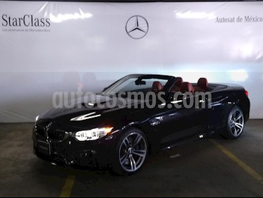 Foto venta Auto usado BMW Serie M M4 Convertible Aut (2015) color Negro precio $869,000