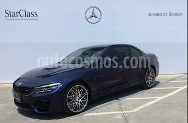 Foto BMW Serie M M4 Convertible Aut usado (2019) color Azul precio $1,449,900