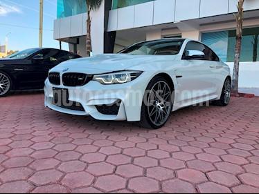 Foto BMW Serie M M4 Coupe Aut usado (2018) color Blanco precio $1,290,000