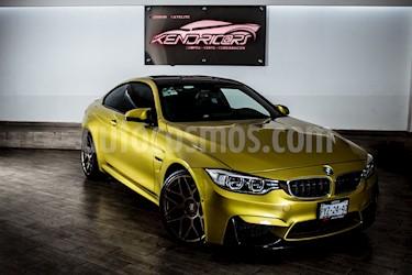 Foto venta Auto Seminuevo BMW Serie M M4 Coupe Aut (2017) color Amarillo Anodis precio $1,190,000