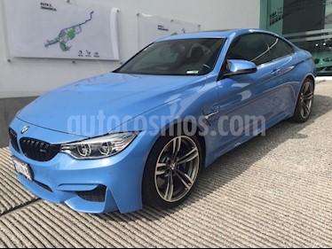 Foto venta Auto Seminuevo BMW Serie M M4 Coupe Aut (2015) color Azul precio $945,001
