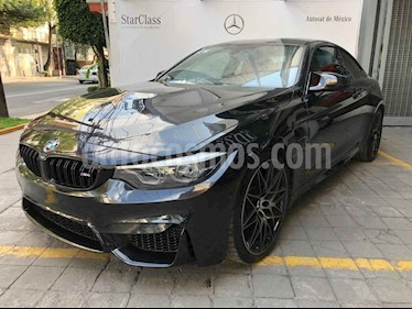 BMW Serie M M4 Coupe usado (2019) color Negro precio $1,220,000
