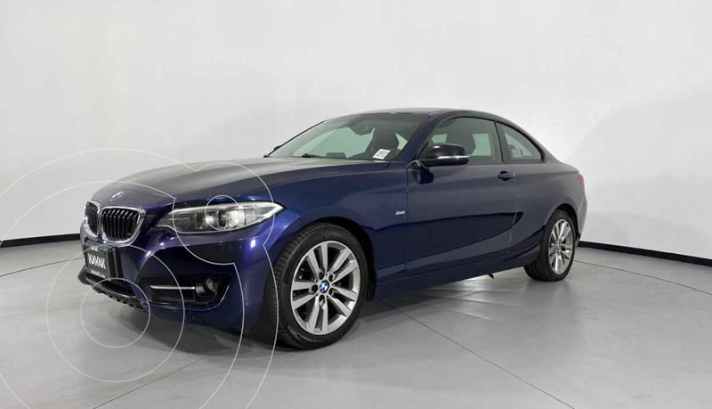BMW Serie M Version usado (2017) color Azul precio $349,999