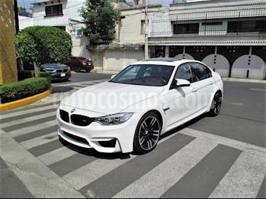 BMW Serie M M3 Sedan Aut usado (2015) color Blanco precio $799,900
