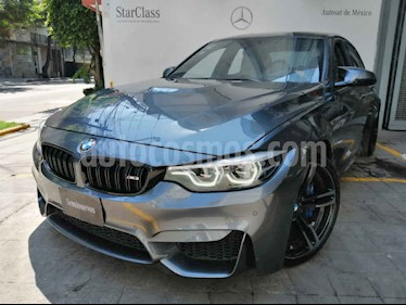 BMW Serie M M3 Sedan usado (2018) color Gris precio $1,020,000