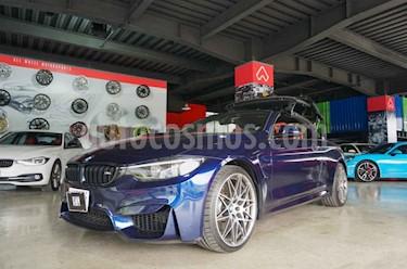 BMW Serie M M4 Convertible Aut usado (2017) color Azul precio $1,449,900