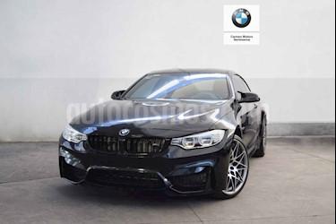 BMW Serie M M4 Coupe Aut usado (2017) color Negro precio $880,000