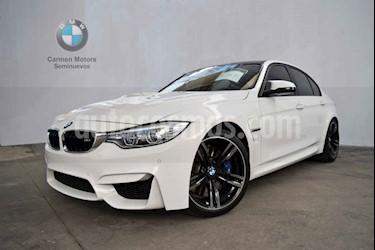 BMW Serie M M3 Sedan usado (2017) color Blanco precio $930,000