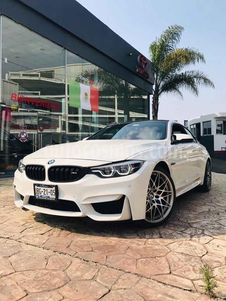 BMW Serie M M4 Coupe Aut usado (2018) color Blanco precio $1,050,000