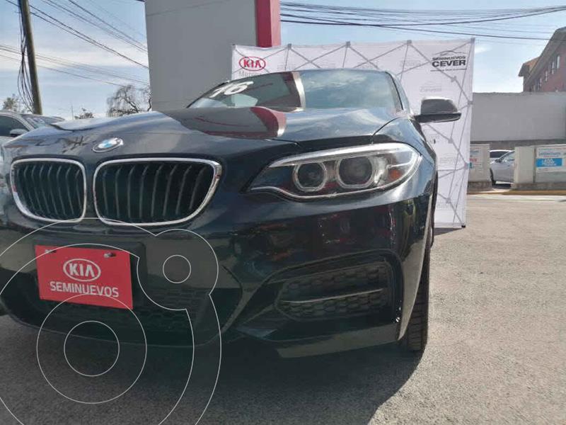 Foto BMW Serie M M6 Coupe Competition Edition usado (2016) color Negro precio $439,900