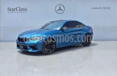 BMW Serie M M2 Coupe Aut usado (2018) color Azul precio $799,900