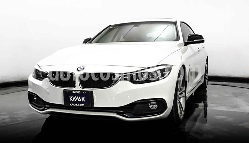 BMW Serie M M4 Coupe Aut usado (2018) color Blanco precio $534,999