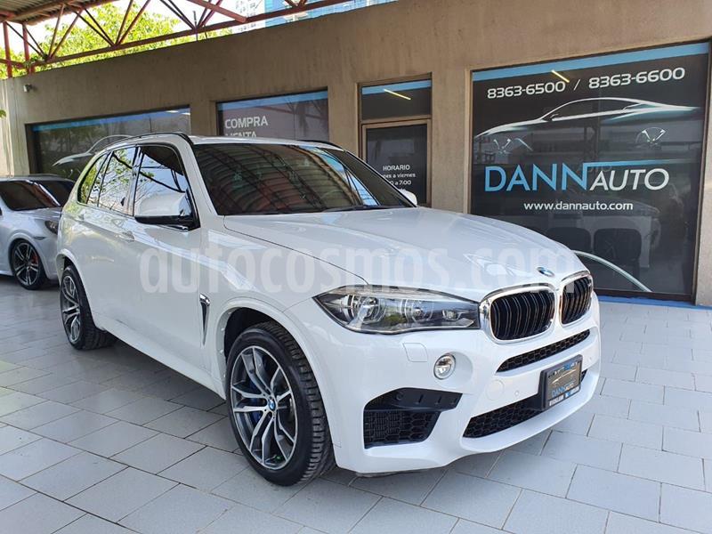 BMW Serie M X5 M usado (2017) color Blanco precio $949,000