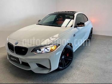 BMW Serie M M2 Coupe Aut usado (2018) color Blanco precio $820,000