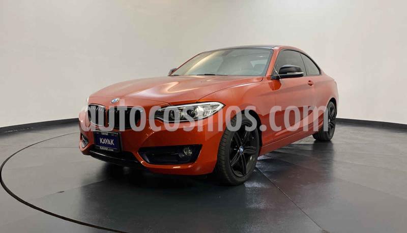 BMW Serie M Version usado (2017) color Naranja precio $382,999