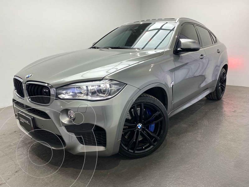 Foto BMW Serie M X6 M usado (2016) color Gris precio $1,185,000